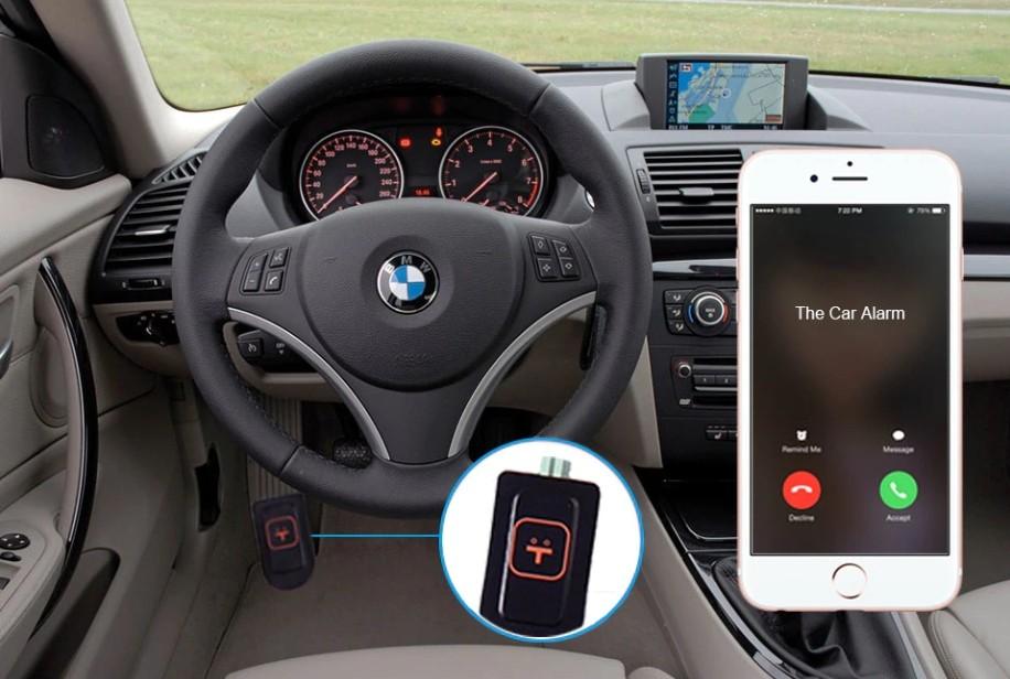 profio x2 kamera do auta nouzová sos volání
