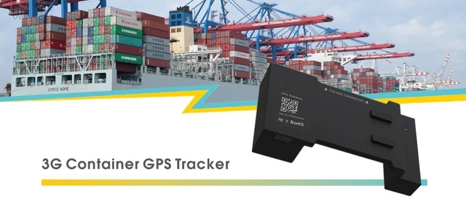 3G gps tracker pre kontajnerovu prepravu