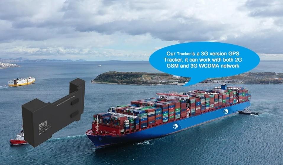 kontajnerovy gps lokator globalne pokrytie