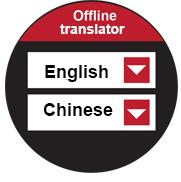 langie offline preklad