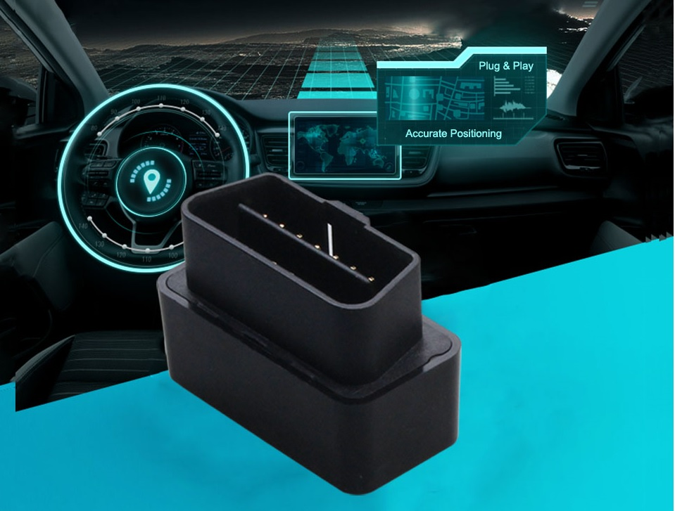 mini OBD GPS lokator