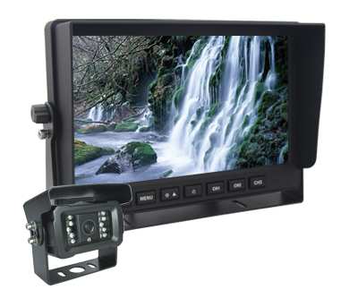 "10,1"" ahd lcd monitor do auta"