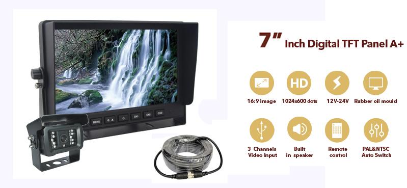 """10,1"""" AHD monitor"""