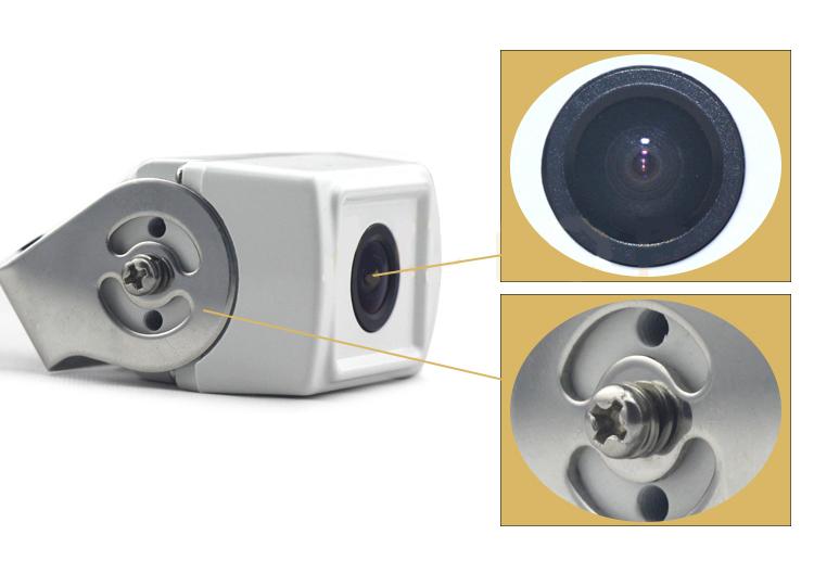 mala cuvacia kamera 4 pin