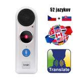 LANGIE LT-52 - digitálny tlmočník online/offline v 52 jazykoch