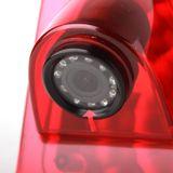 Vodeodolná cúvacia kamera so 170˚ uhlom záberu v brzdovom svetle