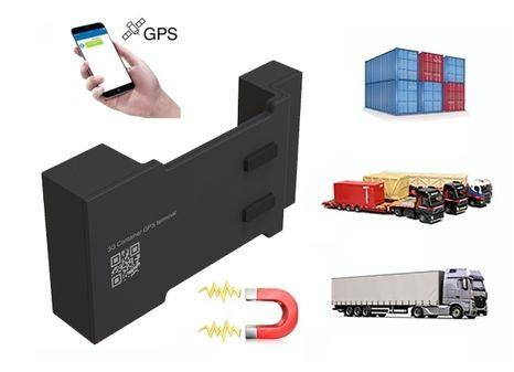 GPS tracker pre kontajnery s GPS + LBS polohovaním
