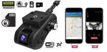 Profesionálna kamera do auta pre sledovanie GPS + kamery v reálnom čase PROFIOX2