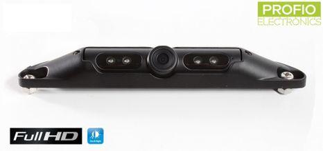 FULL HD zadná cúvacia kamera s IR nočným videním