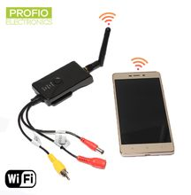 Transmitter Box s WiFi pre cúvacie kamery pre Android aj iOS