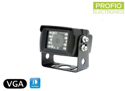 Univerzálna cúvacia kamera s IR LED nočným videním do 13 m
